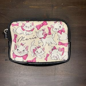 Disney Aristocats Marie change purse/wallet